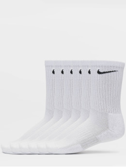Nike SB Socken Everyday Cush Crew 6 Pair BD weiß