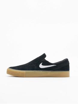 Nike SB Tøysko Zoom Janoski Slip RM svart