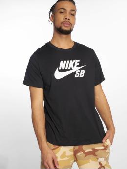 Nike SB T-paidat Dri-Fit musta