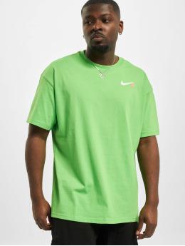 Nike SB T-Shirt Dragon green