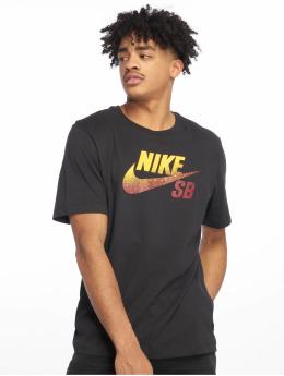 Nike SB T-shirts SB Dri-Fit sort