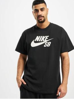 Nike SB T-shirts SB Logo sort