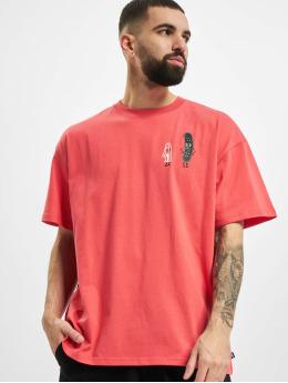 Nike SB T-Shirty SB Friends czerwony