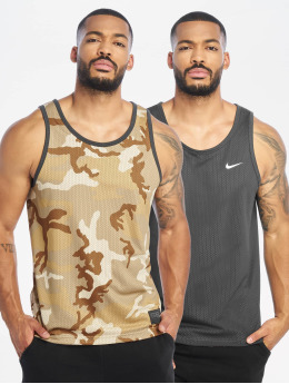 Nike SB Tank Tops Dry Mesh Erdl maskáèová