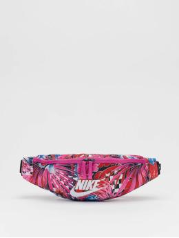 new style bdcf3 e7644 Nike SB Tasche Heritage Hip Pack AOP UF pink