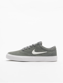 Nike SB Tennarit Charge Suede harmaa