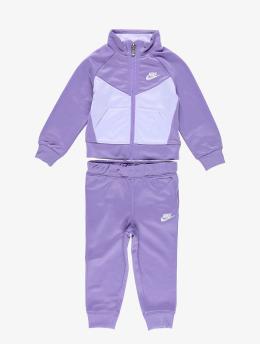 Nike Sety G NSW Tricot  fialová