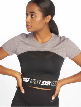 Nike Shirts de Sport Pro  gris