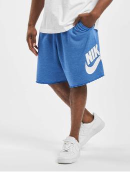 Nike Short Alumni bleu