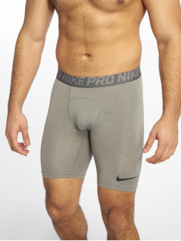 Nike Short de compression Pro  gris
