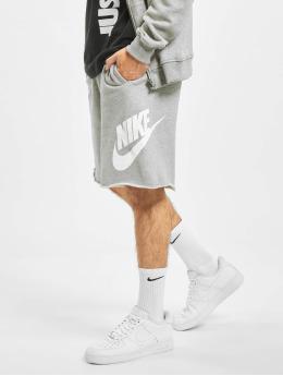 Nike Short Alumni  gris