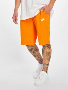 Nike Short Club JSY orange