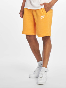 Nike Short Heritage orange