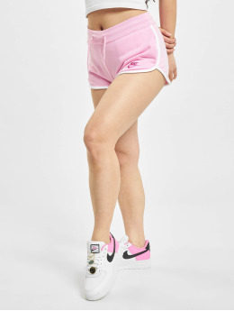 Nike Short Heritage Fleece rose
