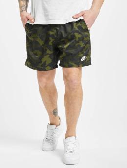 Nike Shorts Woven Flow Camo  kamouflage