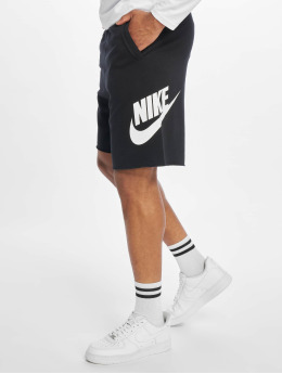 Nike HE FT Alumni Shorts Black/Black/White/White
