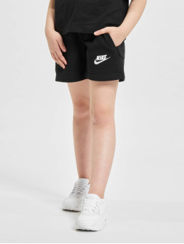 Nike Shorts Club Ft 5 In schwarz