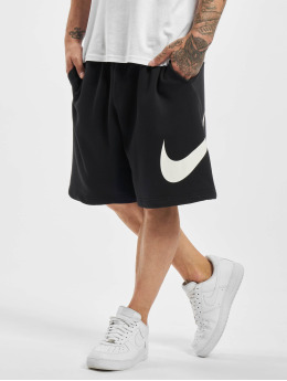 Nike shorts Club BB GX zwart