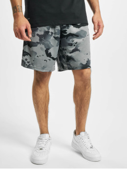 Nike shorts Dry Short 5.0 Aop zwart