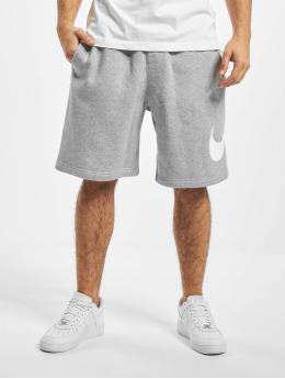 Nike Shortsit Club BB GX harmaa