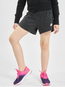 Nike Shortsit 4in Jersey musta