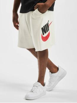 Nike Shortsit HE FT Alumni  valkoinen