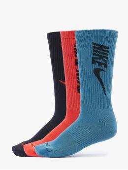Nike Skarpetki Everyday Plus Cush Crew 3 kolorowy