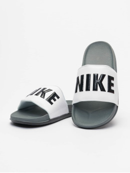 Nike Slipper/Sandaal Offcourt  grijs