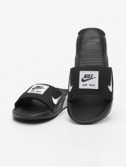 Nike Slipper/Sandaal Air Max 90 Slides zwart