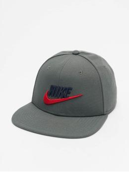 Nike Snapback Cap Pro Futura  grau