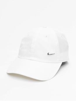 Nike Männer,Frauen Snapback Cap Sportswear Heritage 86 in weiß