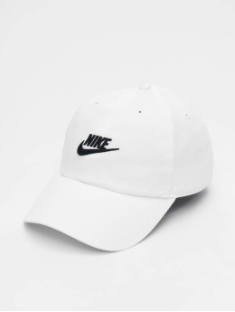 info for 63243 6a2b8 Nike Snapback Cap H86 Futura Washed weiß