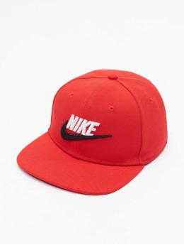 Nike Snapback Caps Futura 4 Fitted červený