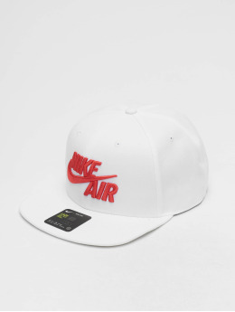 Nike Snapback Caps Pro Air Classic bialy