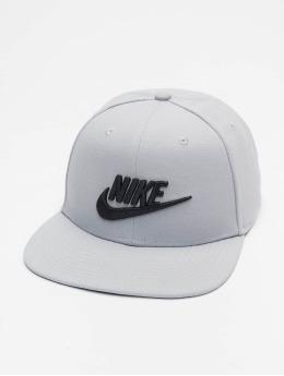 Nike Snapback Caps U Nsw Df Pro Futura grå