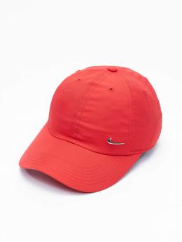 Nike Snapback Caps Y Nk H86 Metal Swoosh rød