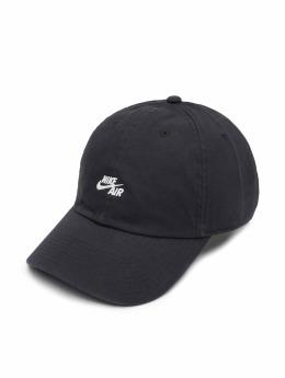 Nike Snapback Caps Air Heritage 86 svart