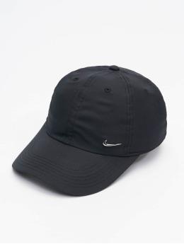 Nike Snapbackkeps Metal Swoosh Fitted svart