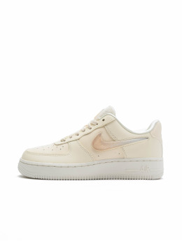 Nike Sneaker W Air Force 1 '07 Se Prm Low Top beige