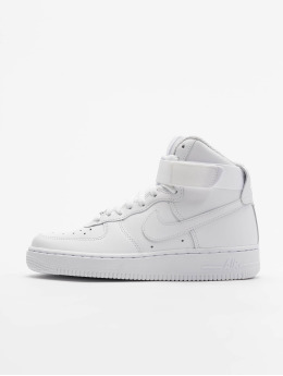 Nike Sneaker Air Force 1 High bianco