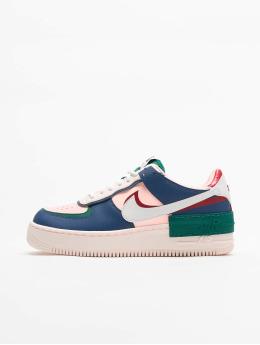 Nike Sneaker Air Force 1 Shadow blau