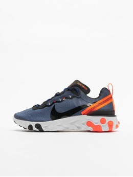 Nike Sneaker React Element 55 SE blau