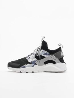 Nike Sneaker Air Huarache Run Ultra Print nero