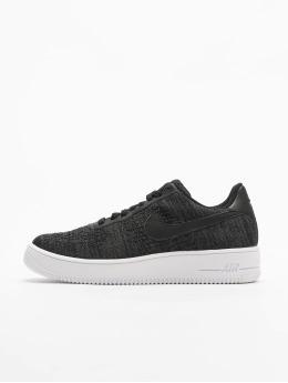 Nike Sneaker Air Force 1 Flyknit 2.0 nero