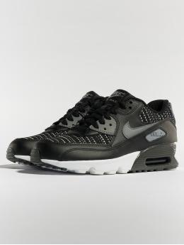 Nike Sneaker Air Max 90 Mesh SE (GS) schwarz