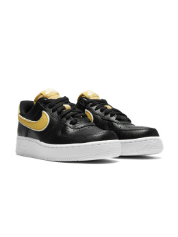 Nike Sneaker Air Force 1 `07 SE schwarz