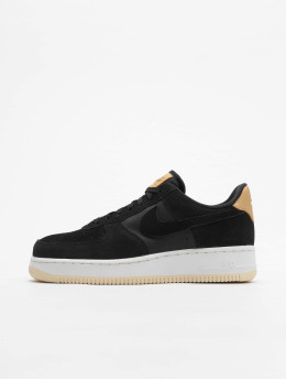 Nike Sneaker Air Force 1 '07 Premium schwarz