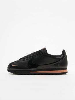 Nike Sneaker Classic Cortez Premium schwarz