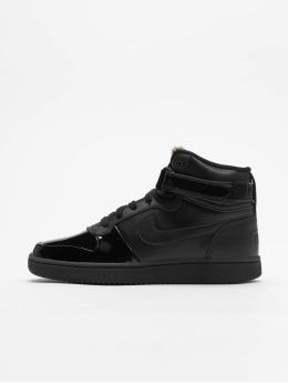 Nike Ebernon Mid Premium Sneakers Black/Black