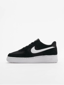 5156b0415151fa Nike Sneaker Air Force 1 PE (GS) schwarz